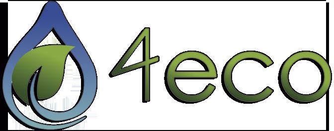 logo marca 4eco